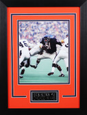 Dick Butkus Framed 8x10 Chicago Bears Photo (DB-P4D)