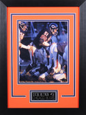 Dick Butkus Framed 8x10 Chicago Bears Photo (DB-P5D)