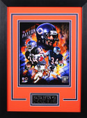 Walter Payton Framed 8x10 Chicago Bears Photo (WP-P3D)