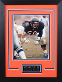 Mike Singletary Framed 8x10 Chicago Bears Photo (MSB-P2D)