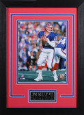 Jim Kelly Framed 8x10 Buffalo Bills Photo (JK-P3D)
