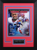 Thurman Thomas Framed 8x10 Buffalo Bills Photo (TTB-P1D)