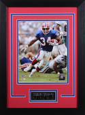 Thurman Thomas Framed 8x10 Buffalo Bills Photo (TTB-P2D)