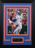 John Elway Framed 8x10 Denver Broncos Photo (JE-P6D)