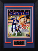 Peyton Manning Framed 8x10 Denver Broncos Photo (PM-P5D)