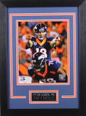 Peyton Manning Framed 8x10 Denver Broncos Photo (PM-P7D)