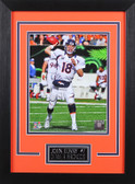 Peyton Manning Framed 8x10 Denver Broncos Photo (PM-P16D)