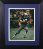 Roger Staubach Framed 8x10 Dallas Cowboys Photo (RS-P1E)
