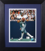 Roger Staubach Framed 8x10 Dallas Cowboys Photo (RS-P4E)