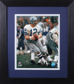 Roger Staubach Framed 8x10 Dallas Cowboys Photo (RS-P5E)
