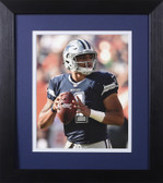Dak Prescott Framed 8x10 Dallas Cowboys Photo (DP-P1E)