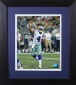 Dak Prescott Framed 8x10 Dallas Cowboys Photo (DP-P4E)