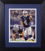 Dak Prescott Framed 8x10 Dallas Cowboys Photo (DP-P8E)