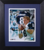 Troy Aikman Framed 8x10 Dallas Cowboys Photo (TA-P2E)