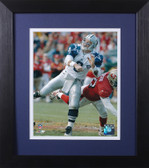 Troy Aikman Framed 8x10 Dallas Cowboys Photo (TA-P4E)