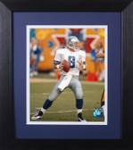 Troy Aikman Framed 8x10 Dallas Cowboys Photo (TA-P5E)