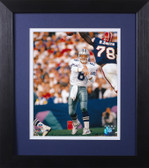 Troy Aikman Framed 8x10 Dallas Cowboys Photo (TA-P6E)
