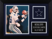 Michael Irvin Framed 8x10 Dallas Cowboys Photo (MI-P1A)