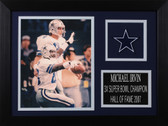 Michael Irvin Framed 8x10 Dallas Cowboys Photo (MI-P2A)