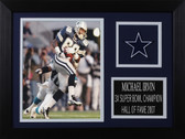 Michael Irvin Framed 8x10 Dallas Cowboys Photo (MI-P4A)