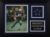 Roger Staubach Framed 8x10 Dallas Cowboys Photo (RS-P1A)