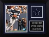 Tony Dorsett Framed 8x10 Dallas Cowboys Photo (TD-P1A)