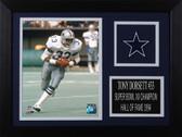 Tony Dorsett Framed 8x10 Dallas Cowboys Photo (TD-P3A)