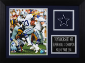 Tony Dorsett Framed 8x10 Dallas Cowboys Photo (TD-P4A)