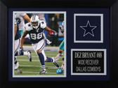 Dez Bryant Framed 8x10 Dallas Cowboys Photo (DBC-P4A)