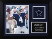 Dak Prescott Framed 8x10 Dallas Cowboys Photo (DP-P2A)