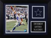 Tony Romo Framed 8x10 Dallas Cowboys Photo (TR-P4A)