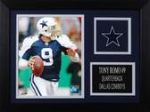 Tony Romo Framed 8x10 Dallas Cowboys Photo (TR-P5A)