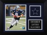 Tony Romo Framed 8x10 Dallas Cowboys Photo (TR-P6A)