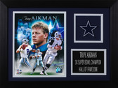 Troy Aikman Framed 8x10 Dallas Cowboys Photo (TA-P1A)