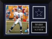 Troy Aikman Framed 8x10 Dallas Cowboys Photo (TA-P5A)