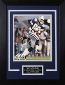 Michael Irvin Framed 8x10 Dallas Cowboys Photo (MI-P4C)