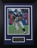 Emmitt Smith Framed 8x10 Dallas Cowboys Photo (ES-P7C)