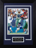 Emmitt Smith Framed 8x10 Dallas Cowboys Photo (ES-P8C)