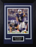 Dak Prescott Framed 8x10 Dallas Cowboys Photo (DP-P8C)