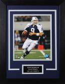 Tony Romo Framed 8x10 Dallas Cowboys Photo (TR-P3C)