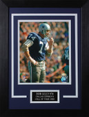 Bob Lily Framed 8x10 Dallas Cowboys Photo (BL-P1C)