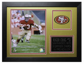 Roger Craig Framed 8x10 San Francisco 49ers Photo (RC-P1B)