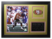 Roger Craig Framed 8x10 San Francisco 49ers Photo (RC-P2B)