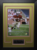 Roger Craig Framed 8x10 San Francisco 49ers Photo with Nameplate (RC-P1D)