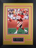 Joe Montana Framed 8x10 San Francisco 49ers Photo (JM-P5D)