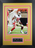Jerry Rice Framed 8x10 San Francisco 49ers Photo (JR-P1D)