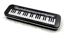 Keyboard Design Pencil Tin