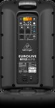 Behringer Eurolive B112 MP3 1000 watt Powered Speaker