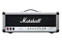 Marshall 2555X Silver Jubilee Re-issue 100watt Head