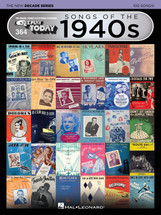 EZ Play 364 New Decade Series - Songs of the 1940's
